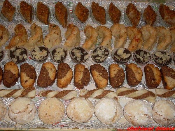 mes gâteaux pour l'aide-el kebir